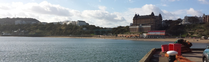 Image of Scarborough across the bay
