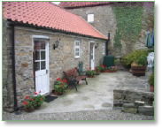 Image of self catering cottages at The Old Forge Wilton