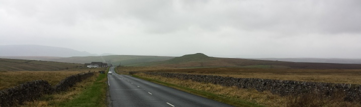 Image of the rolling hills of the North Yorkshire countryside