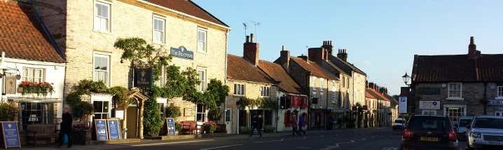Image of Helmsley town centre